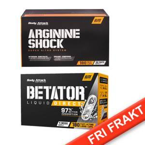 Bilde av Betator + Arginine Shock