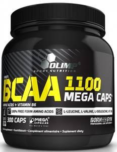 Bilde av Olimp BCAA MEGA CAPS, 300 Kapsler