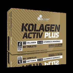 Bilde av Kollagen Activ Plus 80 Tabletter