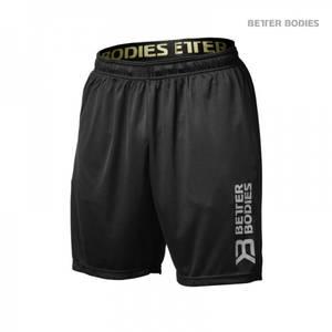Bilde av Better Bodies Loose Function Shorts - Black XL - 1 STK