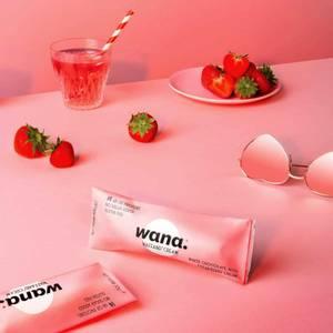 Bilde av White Chocolate with Strawberry Cream - 1 Bar