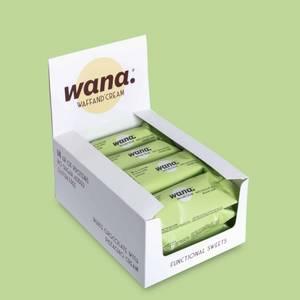 Bilde av White Chocolate with Pistachio Cream - Box of 12 Bars